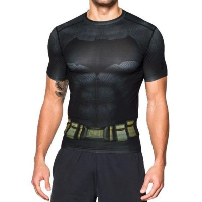 Рашгард Under Armour Alter Ego Batman Compression
