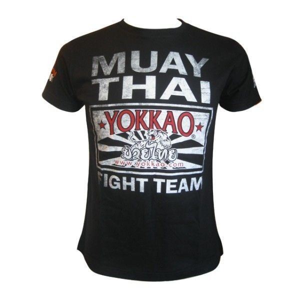 Футболка Yokkao FightTeam yko0070
