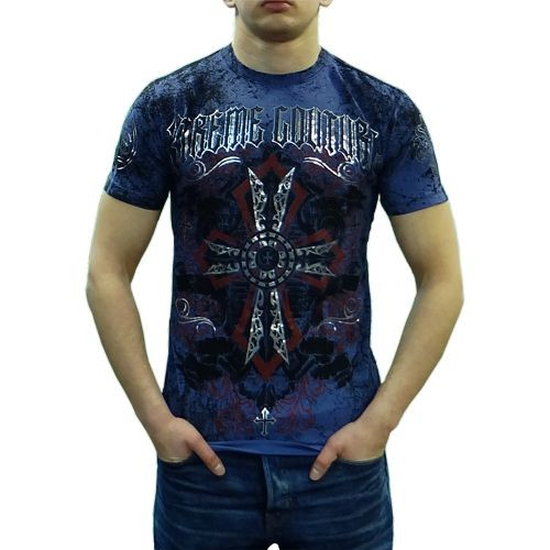 Футболка Xtreme Couture Raw Faith by Affliction afl0098