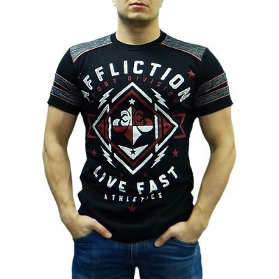 Футболка Affliction Path To Victory afl0081