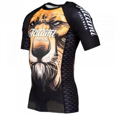 Рашгард Tatami Lion Rash Guard
