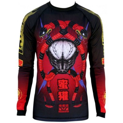 Рашгард Tatami Honey Badger V3 Rash Guard