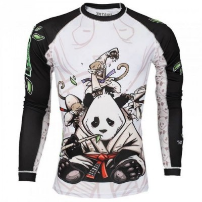 Рашгард Tatami Gentle Panda Rash Guard